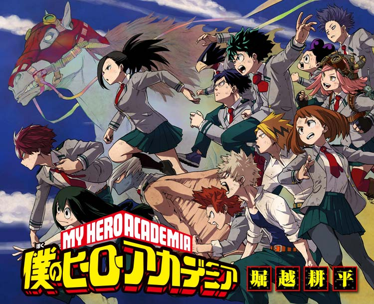 what My Hero Academia character are you quiz!